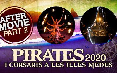 The Pirates 2020 (Part 2) in Estartit