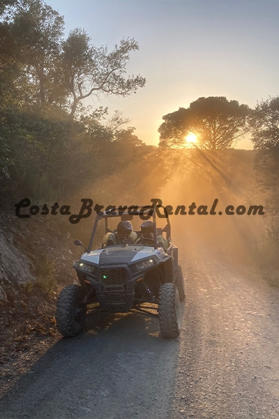 Buggy 4x4 Girona Activity LassDive Costa Brava La Bisbal Spain Offroad Tours 2