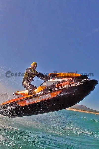 Costa Brava Rental Jet Ski LassDive Empuriabrava Actionsport Costa Brava