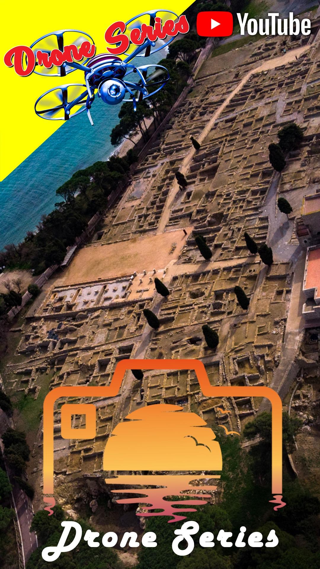 Drone Video Spain l'escala Estartit Els Griells Torroella de Montrgi Pals Costa Brava Vibes