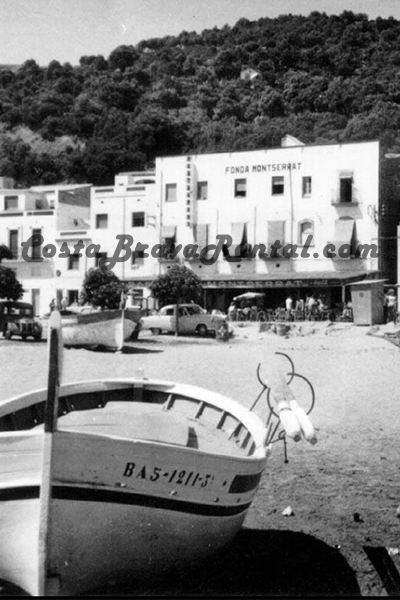 Estartit, Old Estartit, Fish Estartit, Montserrat Estartit, Costa Brava, Spain