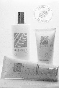 Mirissa Skincare Nederlands Partner Costa Brava Vibes Scrub Healthcare Bio Wasgel Facemask
