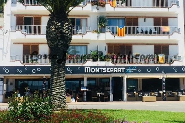 Montserrat, Estartit, Costa Brava, Spain, Restaurant, Bar, Flamingo Hotel, SeaView