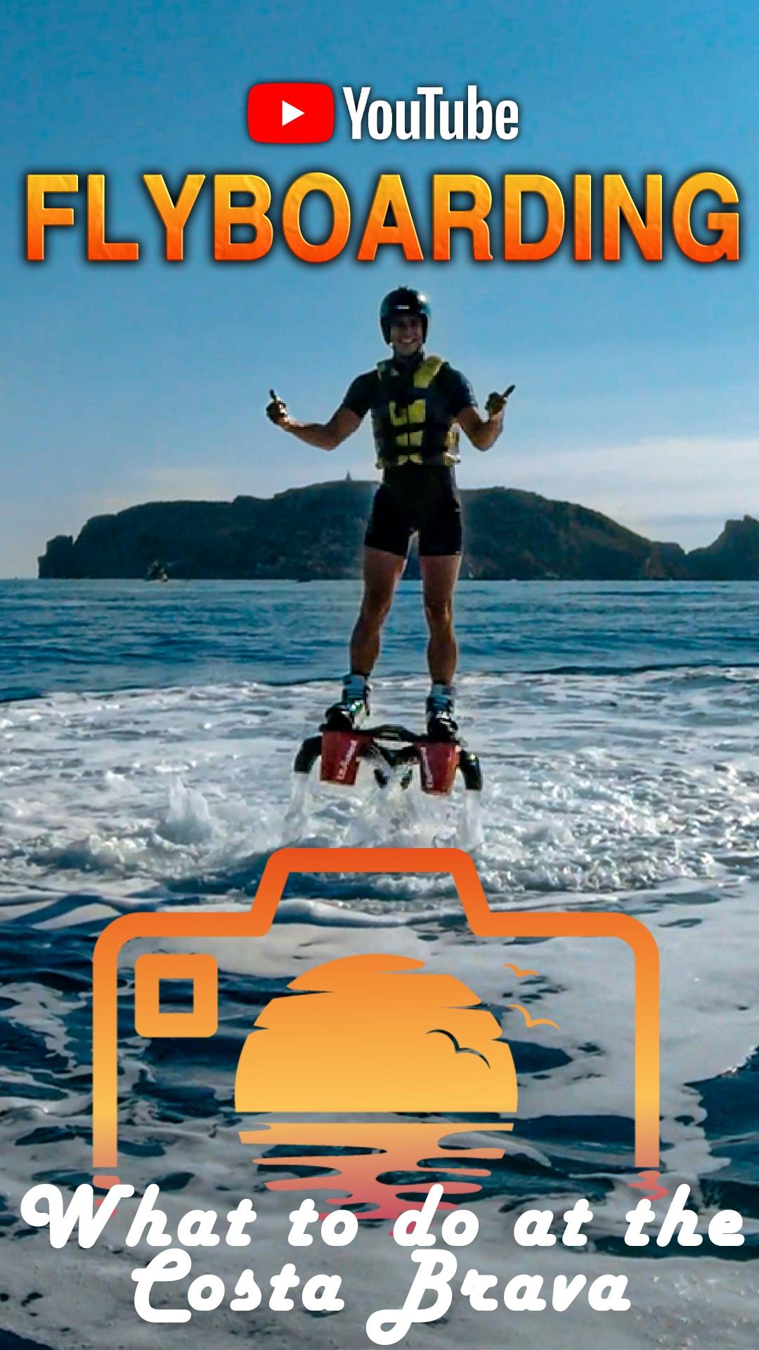 What to do at the Costa Brava Series Youtube Costa Brava Vibes Matt EnlaCosta Flyboard Medes Islands Lass Dive Estartit Sea Actionsports