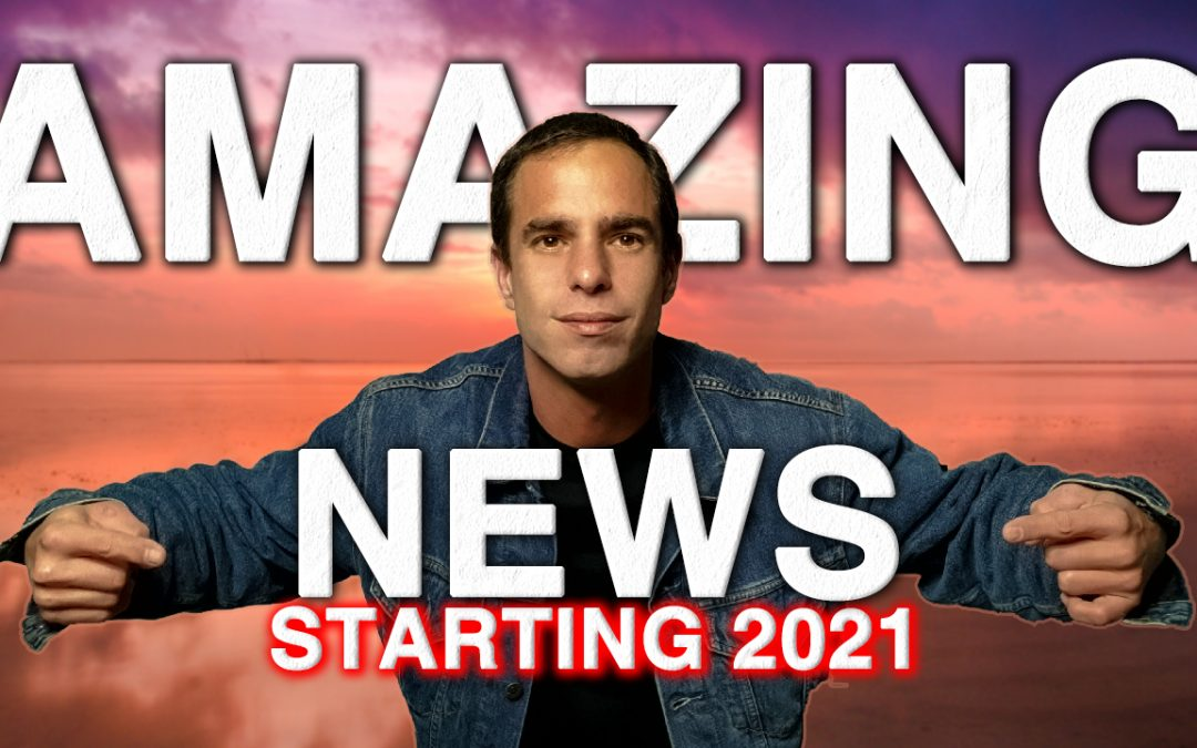 2021 is going to be Awesome!