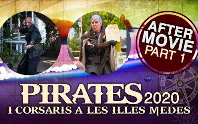 The Pirates 2020 (Part 1) in Estartit