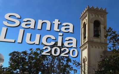Santa Llucia 2020 in Estartit