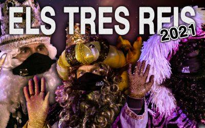 The three kings / Els tres reis 2021