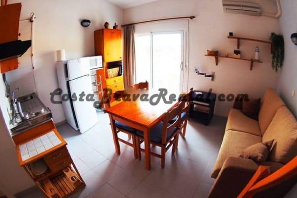 Els Griells Apartment Rental Vacation Costa Brava 4